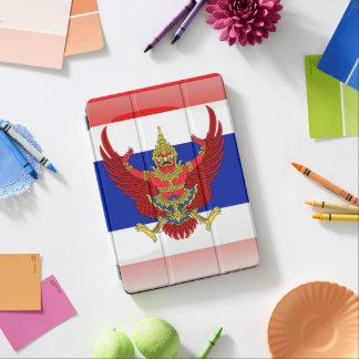Capa Para iPad Air Bandeira lustrosa de Tailândia