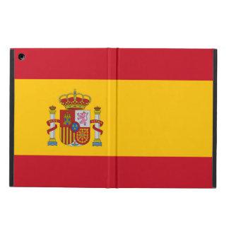 Capa Para iPad Air Bandeira nacional da espanha