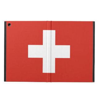 Capa Para iPad Air Bandeira nacional da suiça