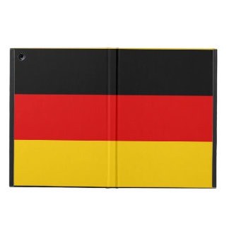 Capa Para iPad Air Bandeira nacional de Alemanha
