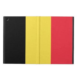 Capa Para iPad Air Bandeira nacional de Bélgica