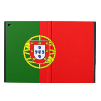 Capa Para iPad Air Bandeira nacional de Portugal