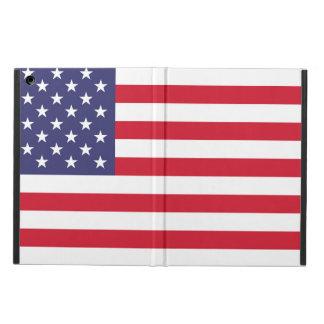 Capa Para iPad Air Bandeira nacional dos Estados Unidos da América