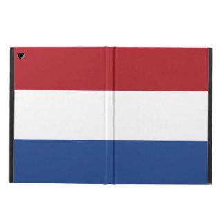 Capa Para iPad Air Bandeira nacional dos Países Baixos, Holland,