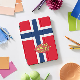 Capa Para iPad Air Bandeira norueguesa