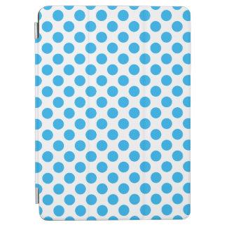 Capa Para iPad Air Bolinhas azuis