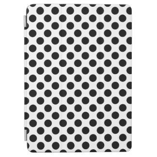 Capa Para iPad Air Bolinhas pretas