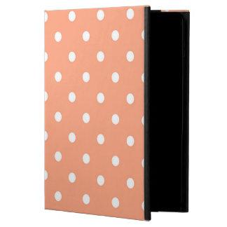 Capa Para iPad Air Bolinhas Salmon do por do sol