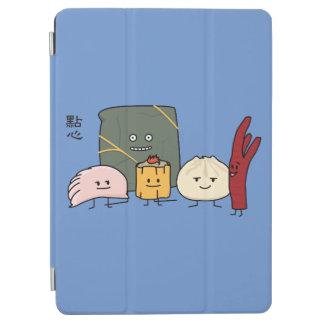 Capa Para iPad Air Bolo chinês dos bolos da bolinha de massa de Bao