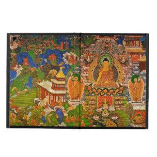 Capa Para iPad Air Budismo budista de Buddha que abençoa o Bohemian