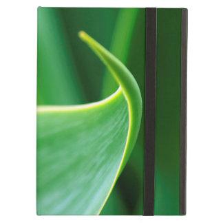 Capa Para iPad Air Caixa à moda do ar do iPad da folha abstrata