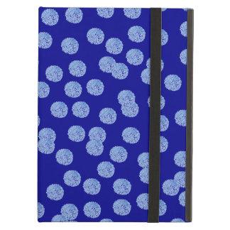 Capa Para iPad Air Caixa azul do ar do iPad das bolinhas