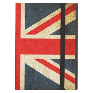 Capa Para iPad Air Caixa britânica do ar do iPad da bandeira de Union