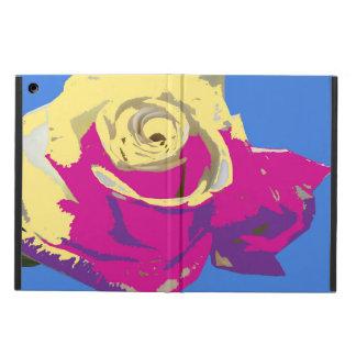 Capa Para iPad Air Caixa cor-de-rosa do ar do iPad do pop art