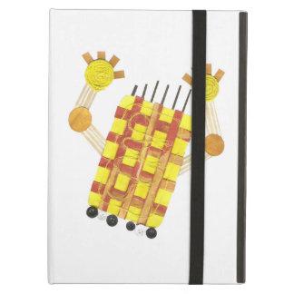 Capa Para iPad Air Caixa de patinagem do ar da Eu-Almofada do sabão