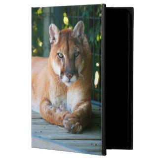 Capa Para iPad Air Caixa do ar do iPad de Powis dos animais selvagens