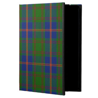 Capa Para iPad Air Caixa do ar do iPad do Tartan dos fuzileiros