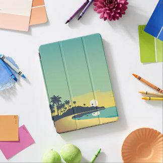 Capa Para iPad Air Caixa do ar do iPad sereno do por do sol & das