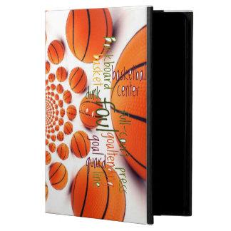 Capa Para iPad Air Caixa do ar do iPpad do basquetebol