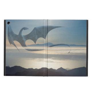 Capa Para iPad Air caixa do dragão de vôo