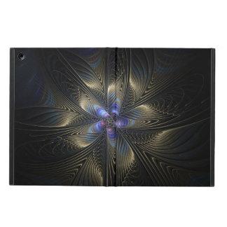 Capa Para iPad Air Caixa preta & de prata do ar do iPad da arte