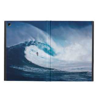 Capa Para iPad Air Caixa surfando do ar do iPad do surfista grande do