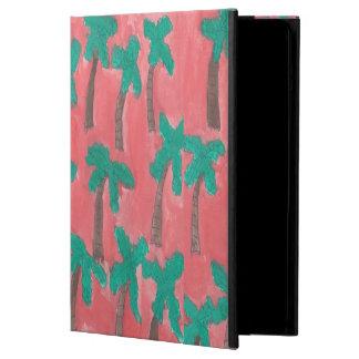 Capa Para iPad Air Caixa tropical do ar do iPad das palmeiras