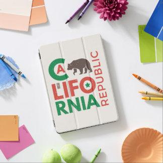 Capa Para iPad Air Califórnia com logotipo do urso de urso