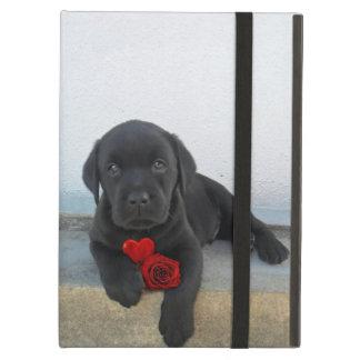 Capa Para iPad Air Cão de filhote de cachorro de Labrador