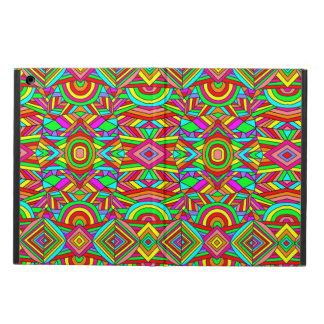 Capa Para iPad Air Caos colorido 4