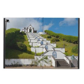 Capa Para iPad Air Capela em ilhas de Açores