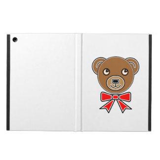 Capa Para iPad Air Cara engraçada do urso