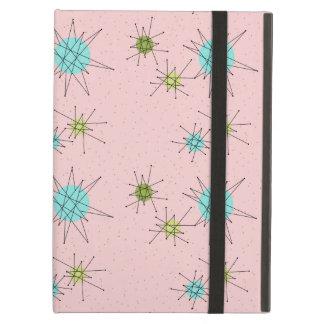 Capa Para iPad Air Caso atômico icónico cor-de-rosa do iPad de