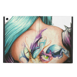 Capa Para iPad Air Caso de Saras Tattoo_ipad