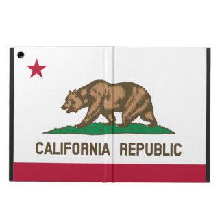 Capa Para iPad Air Caso do iPad da bandeira do estado de Califórnia