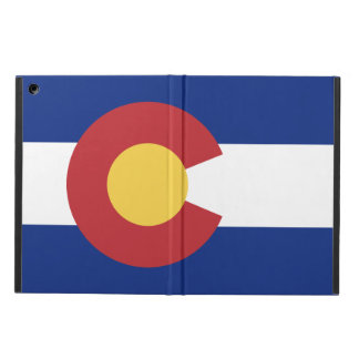Capa Para iPad Air Caso do iPad da bandeira do estado de Colorado