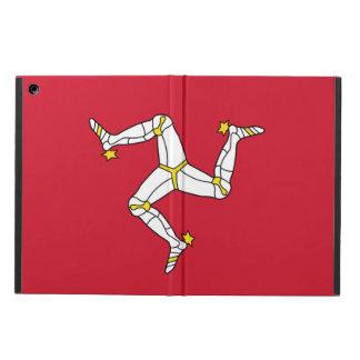 Capa Para iPad Air Caso patriótico do ipad com a ilha da bandeira do