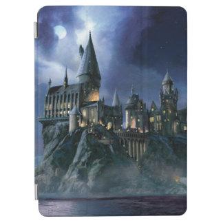 Capa Para iPad Air Castelo   Hogwarts enluarada de Harry Potter
