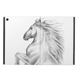 Capa Para iPad Air Cavalo andaluz poderoso