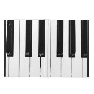 Capa Para iPad Air Chaves de teclado do piano