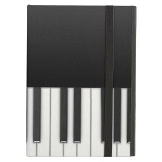 Capa Para iPad Air Chaves do piano