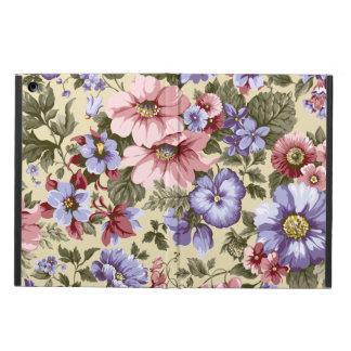 Capa Para iPad Air Cheio do jardim das flores
