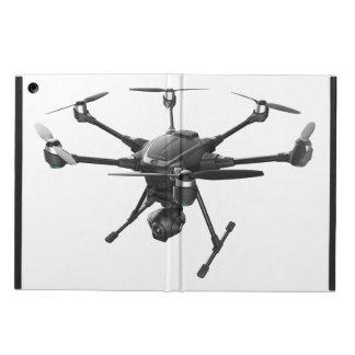 Capa Para iPad Air Cinza do zangão