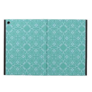Capa Para iPad Air Círculos geométricos da flor