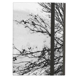 Capa Para iPad Air Cobrir de ar branco do ipad da floresta por Jane