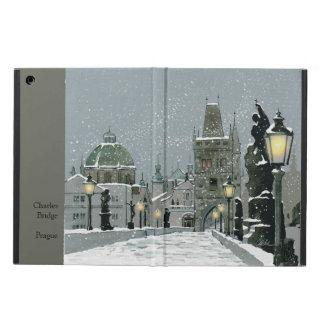 Capa Para iPad Air Cobrir de Powis do ar do iPad do inverno da ponte