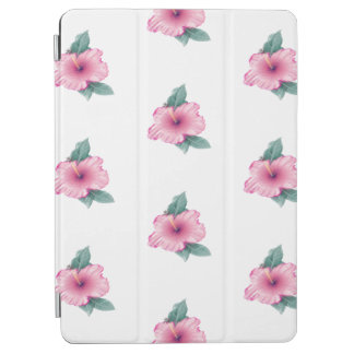Capa Para iPad Air Cobrir esperto do ar cor-de-rosa tropical do iPad