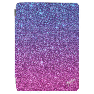 Capa Para iPad Air Cobrir esperto do ar roxo luxuoso do iPad do