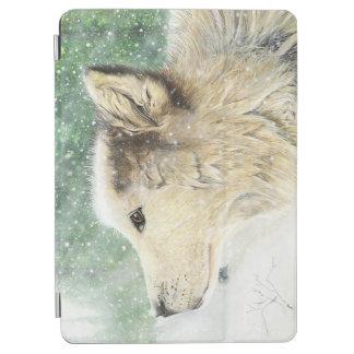 Capa Para iPad Air Cobrir fascinado Apple Ipad do lobo