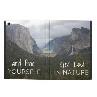 Capa Para iPad Air Cobrir temático da tabuleta do viagem com as